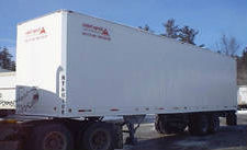 Registered Road trailers available at Fortin Storage.