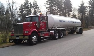Western Star with Water Tanker